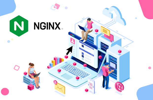 Nginxが使えるサーバー