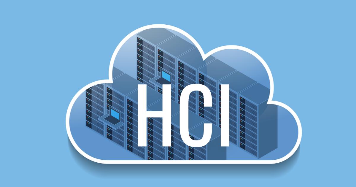 【図解】HCI(Hyper-Converged Infrastructure)とは?わかりやすく解説