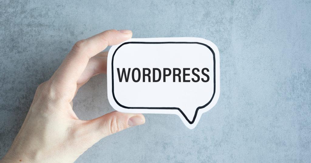 WordPressのイメージ画像