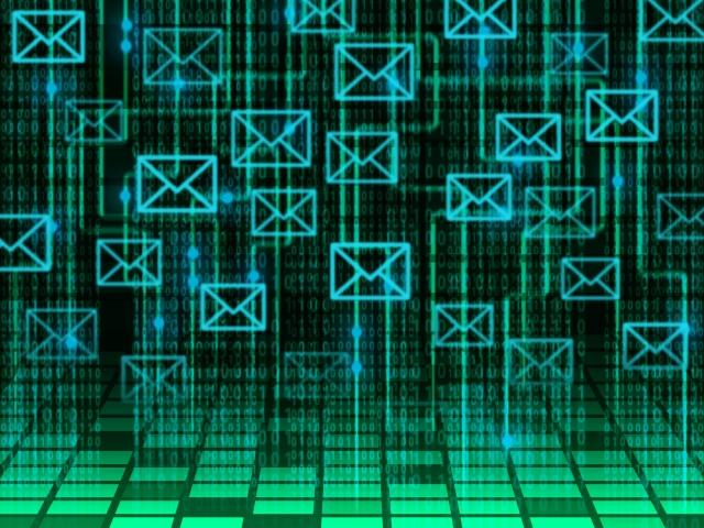レンタルサーバーのWebメール