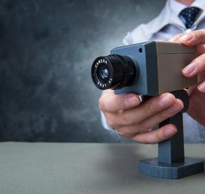 監視カメラと業者